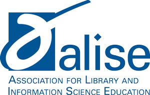 Association for Library and Information Science Education logo