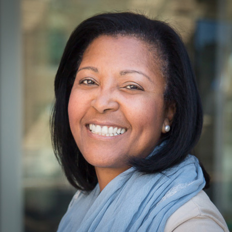 Photograph of Tamara Cadet