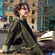 Orientation Leader Photo : Lucy