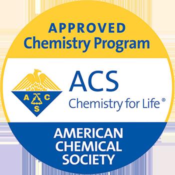 ACS Approved Chemistry Program Logo