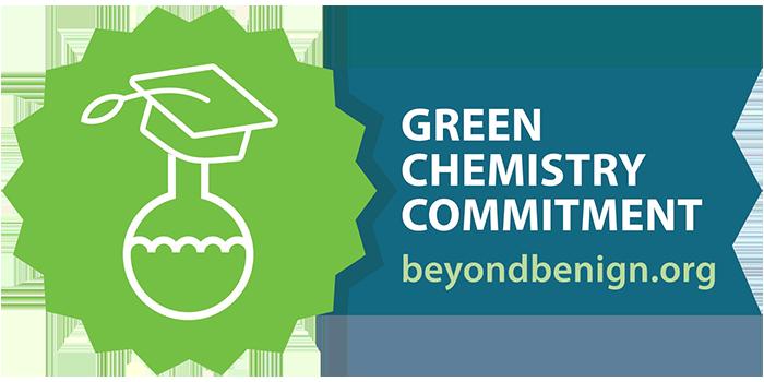 Green Chemistry Commitment Logo