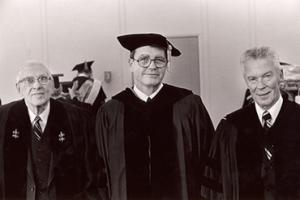 Past presidents of Simmons University