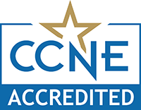 CCNE (Commission on Collegiate Nursing Education) Seal