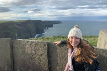 Julia Navon in Ireland