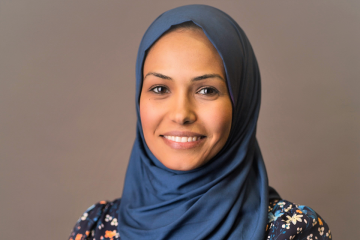 Headshot of Mariam Ismail