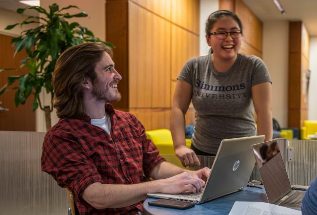 Homepage | Simmons University