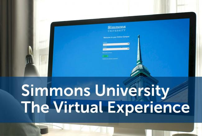 Hear about Simmons University's ability to deliver a high-quality, online undergraduate curriculum for the Fall.