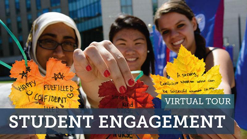 Virtual Tour Student Engagement