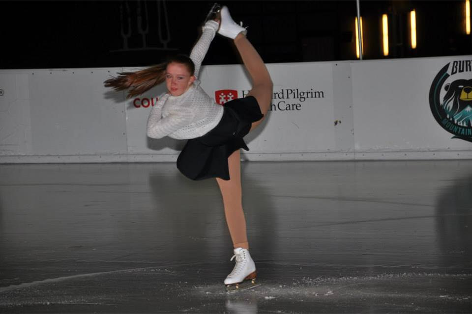 Sam Magraw figure skating
